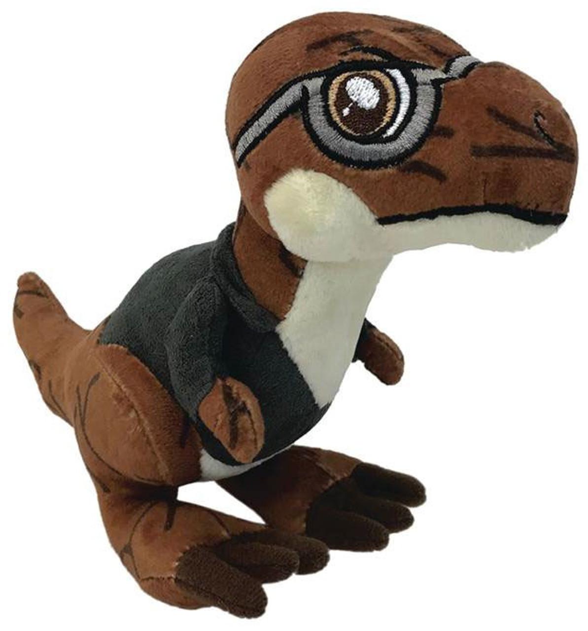 Jurassic Park Clawzplay Ian T Rex Plush Toy Factory Entertainment