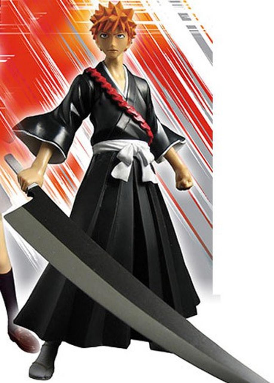 Bleach Viz Collection Series 1 Ichigo Kurosaki 6 Action Figure