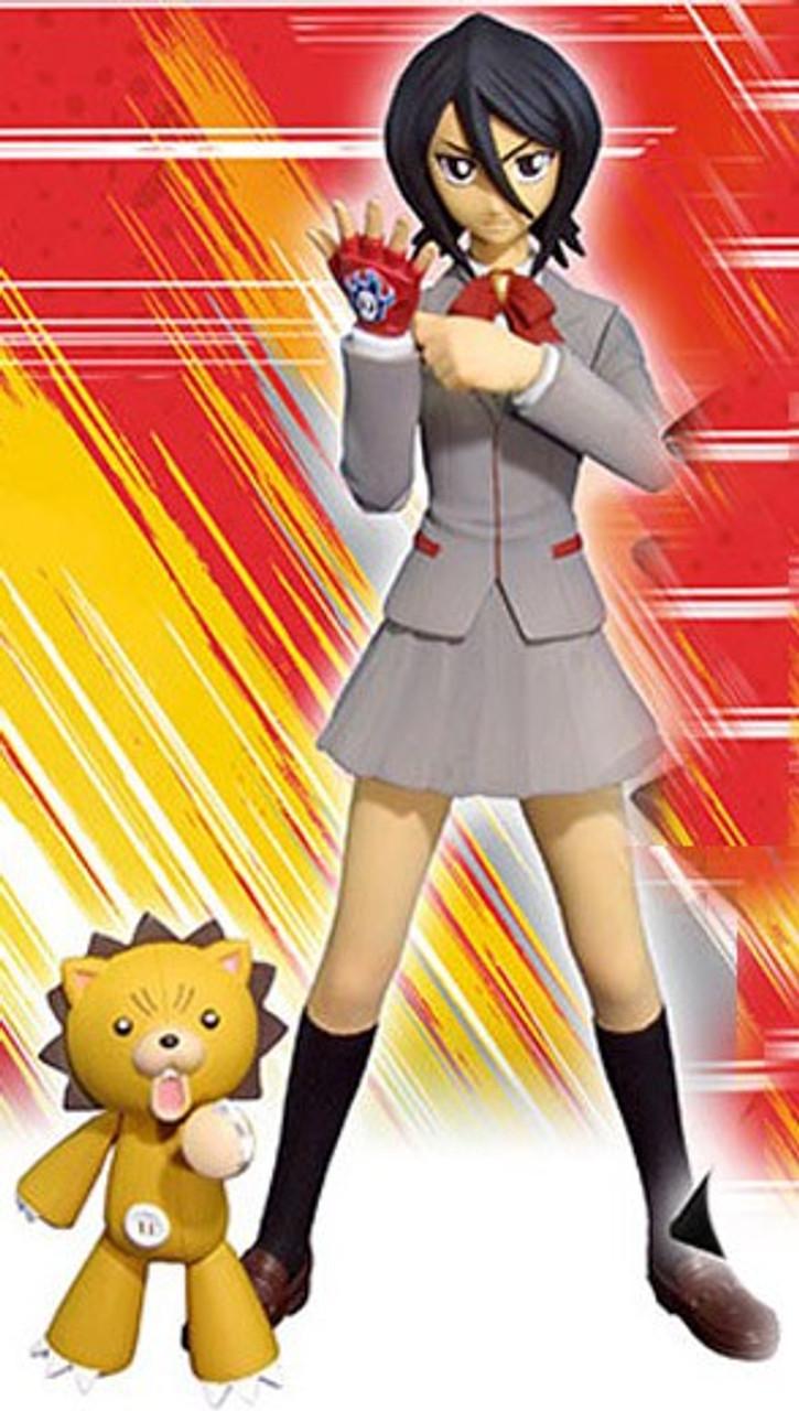 Bleach Viz Collection Series 1 Rukia Kuchiki 6 Action Figure Toynami