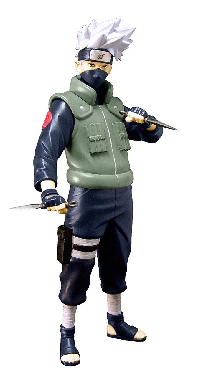Naruto Shippuden Viz Collection Series 1 Kakashi Hatake Action Figure