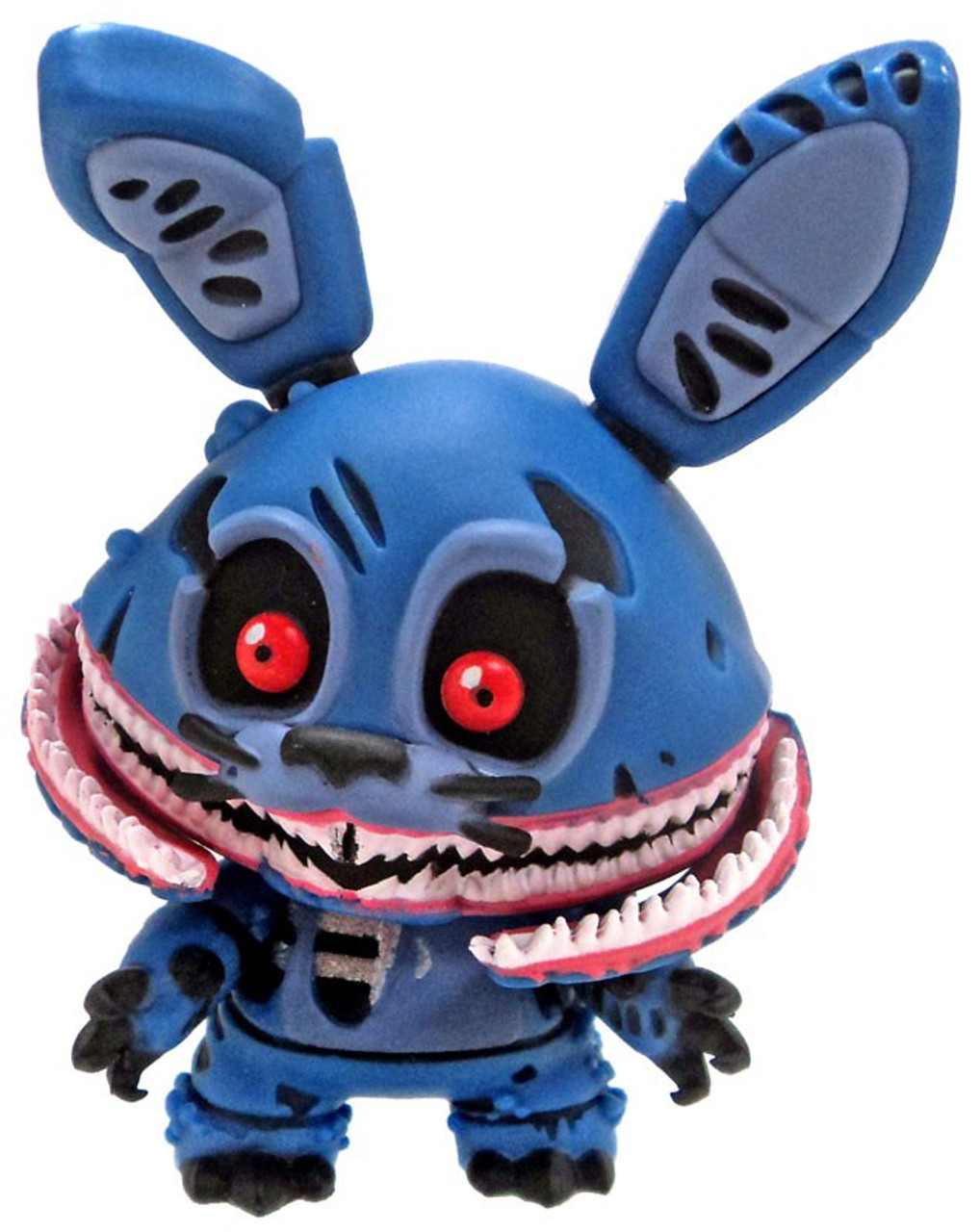 Funko Five Nights at Freddy's The Twisted Ones & Sister Location Twisted  Bonnie 1/6 Mystery Minifigure [Loose]