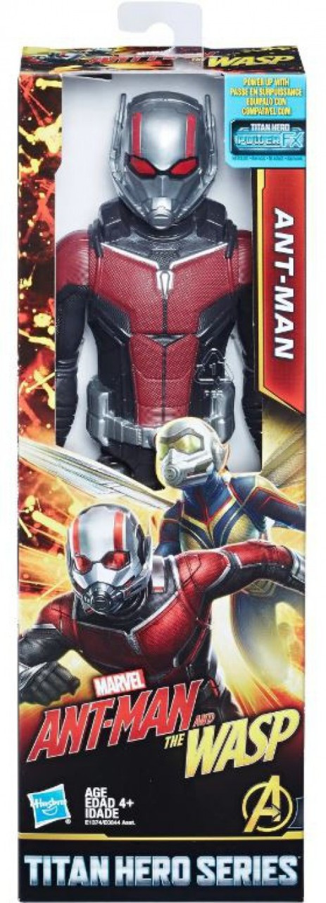 Ant-Man NEW 12 INCH Titan Hero Series Marvel Ant-Man /& The Wasp