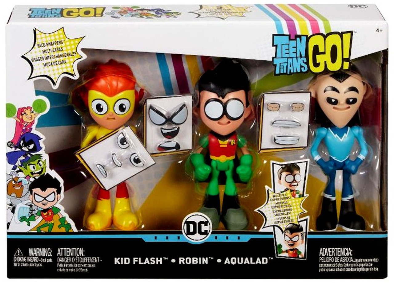 Mattel Teen Titans Go Mystery Minis You Choose Complete Your Set Series 1