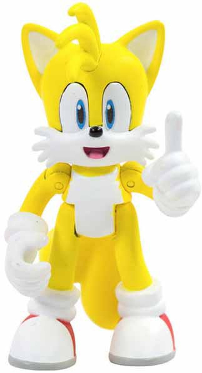 Sonic The Hedgehog Tails 3 Action Figure Loose Tomy Inc Toywiz