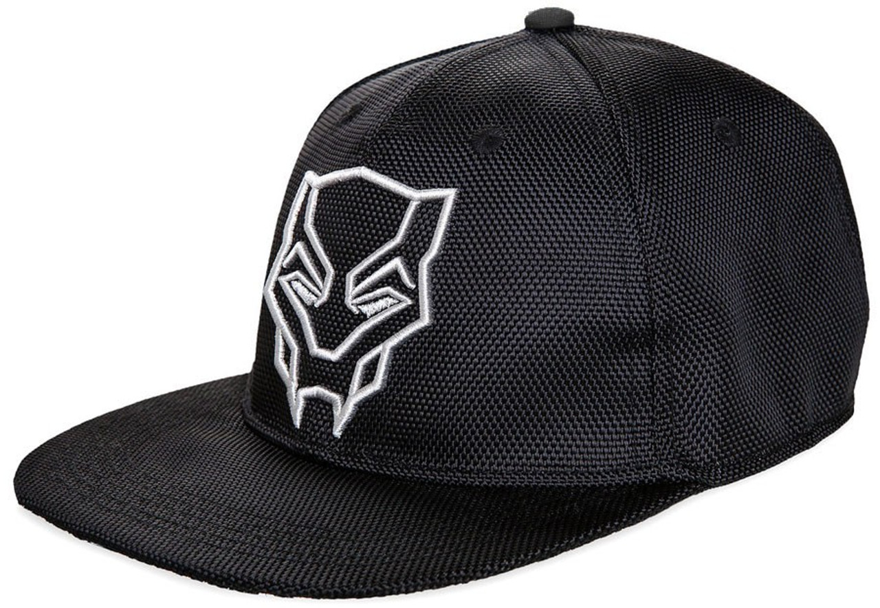 Disney Marvel Black Panther Black Panther Hat for Kids Exclusive - ToyWiz 5daa9c822df
