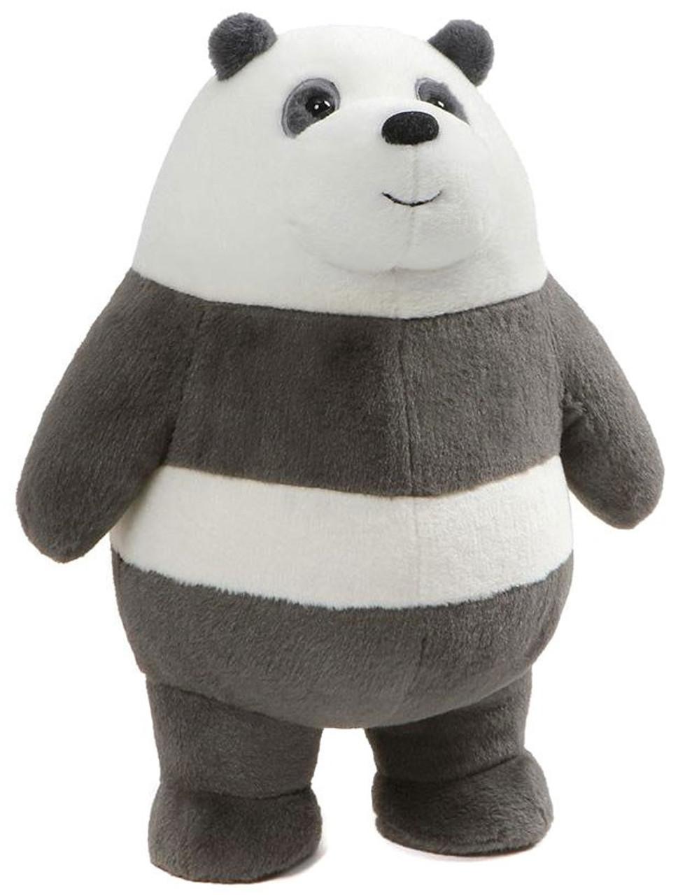 "11/"" Grizz Bear Standing Gund We Bare Bears"