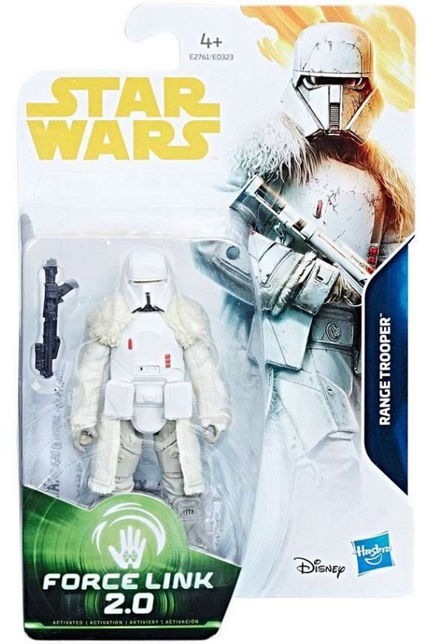 "Star Wars Force Link 2.0 Solo Movie Mimban Stormtrooper 3.75/"" Figure LOOSE"
