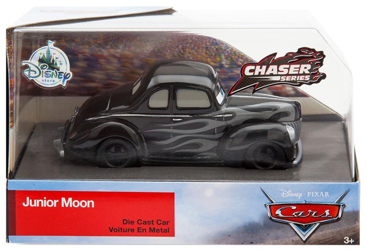 Disney Pixar Cars Cars 3 Chaser Series Junior Moon Exclusive Diecast Car