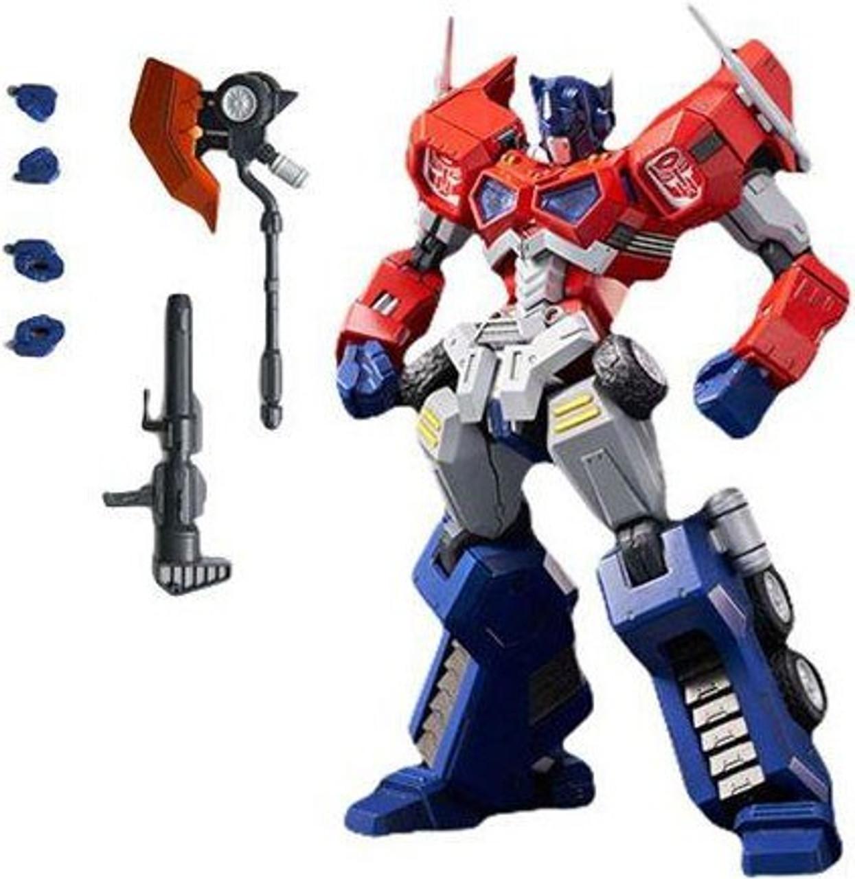 Transformers Furai Optimus Prime 61 Inch 61 Model Kit 01 Attack Mode