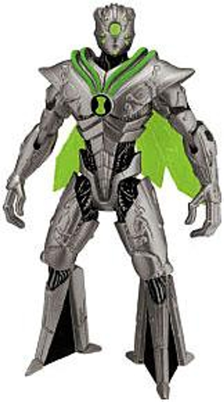 Ben 10 Ultimate Alien Action Figure Loose Nanomech