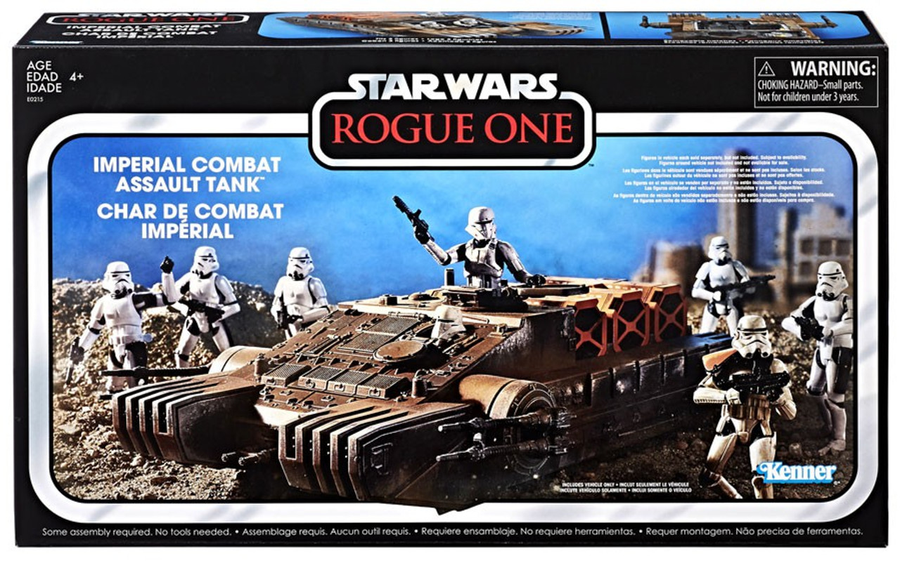 Star Wars Rogue One The Vintage Collection Imperial combat char d/'assaut