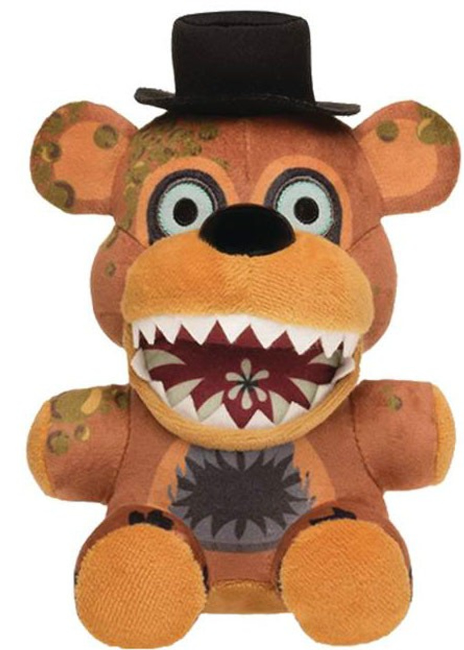 Top Five Funko Five Nights At Freddy's Plush Toys - Circus
