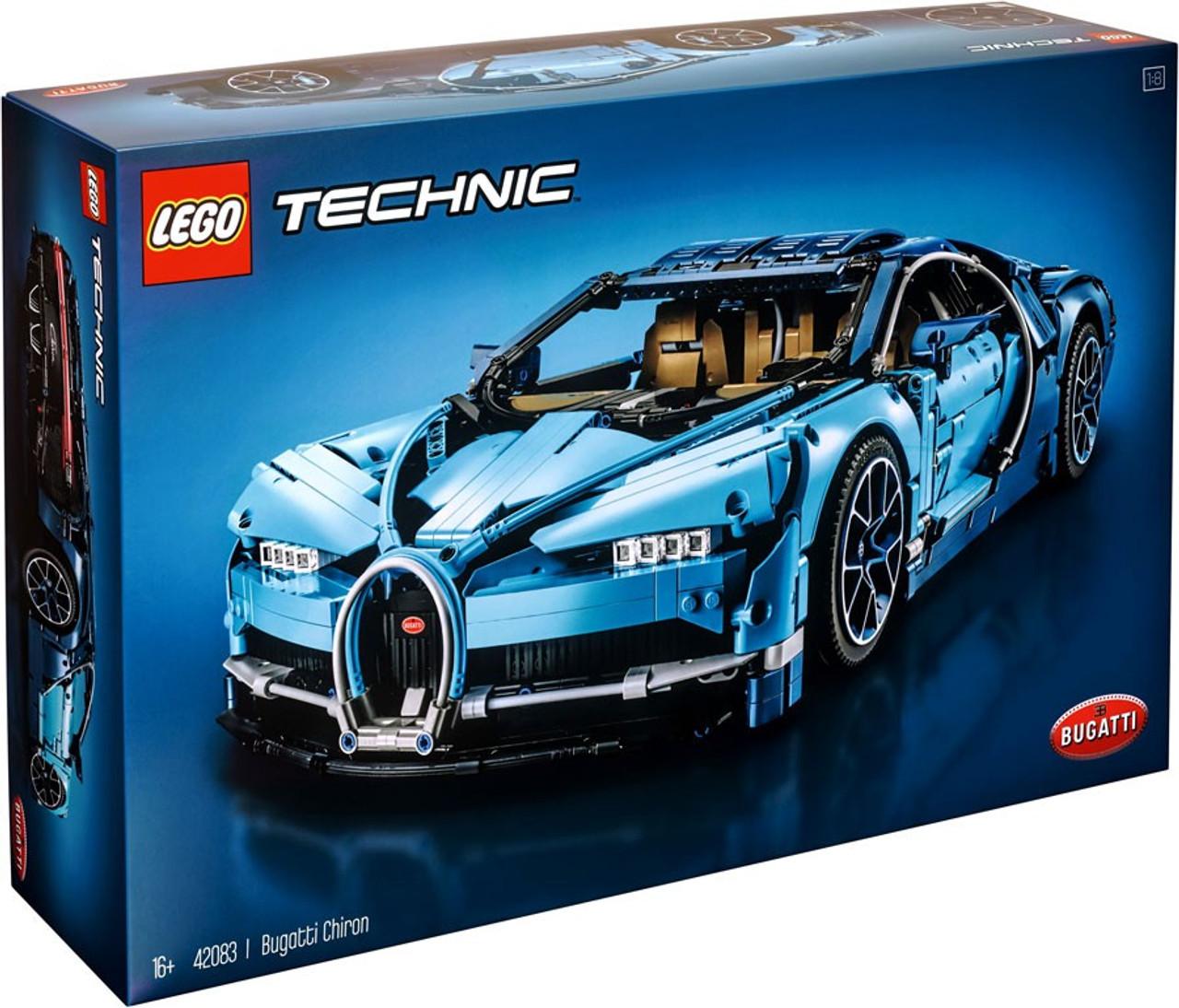 Lego Technic Sticker for set 42083 Bugatti Chiron Autocollant Car Original New