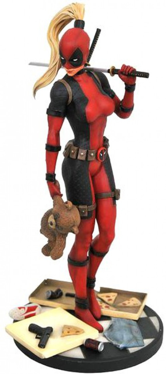 Marvel Movie Premier Collection Statue Deadpool limited 3000 pieces PREORDER