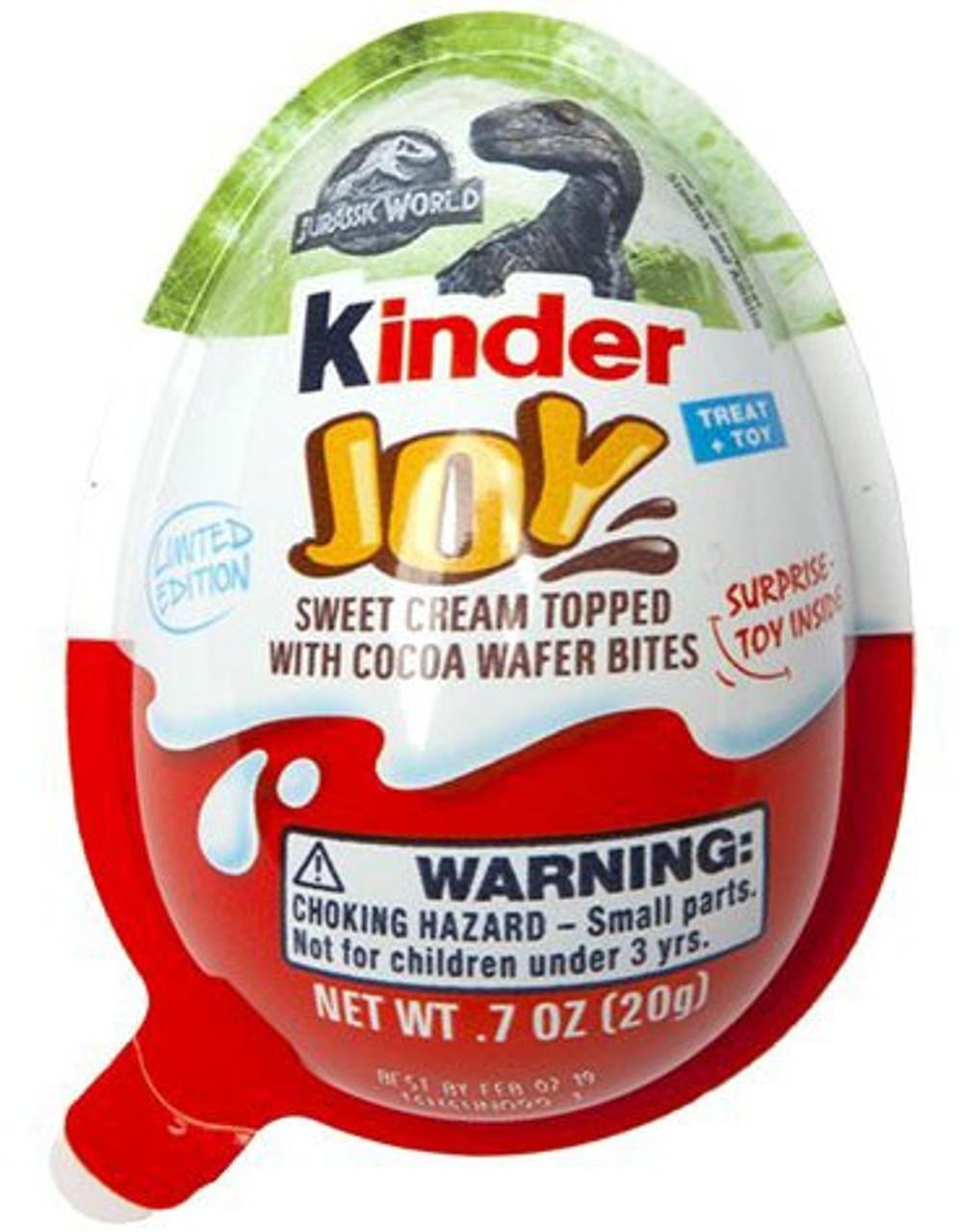 Kinder Joy Jurasic World Mosasaurus Toy Mini Figurine