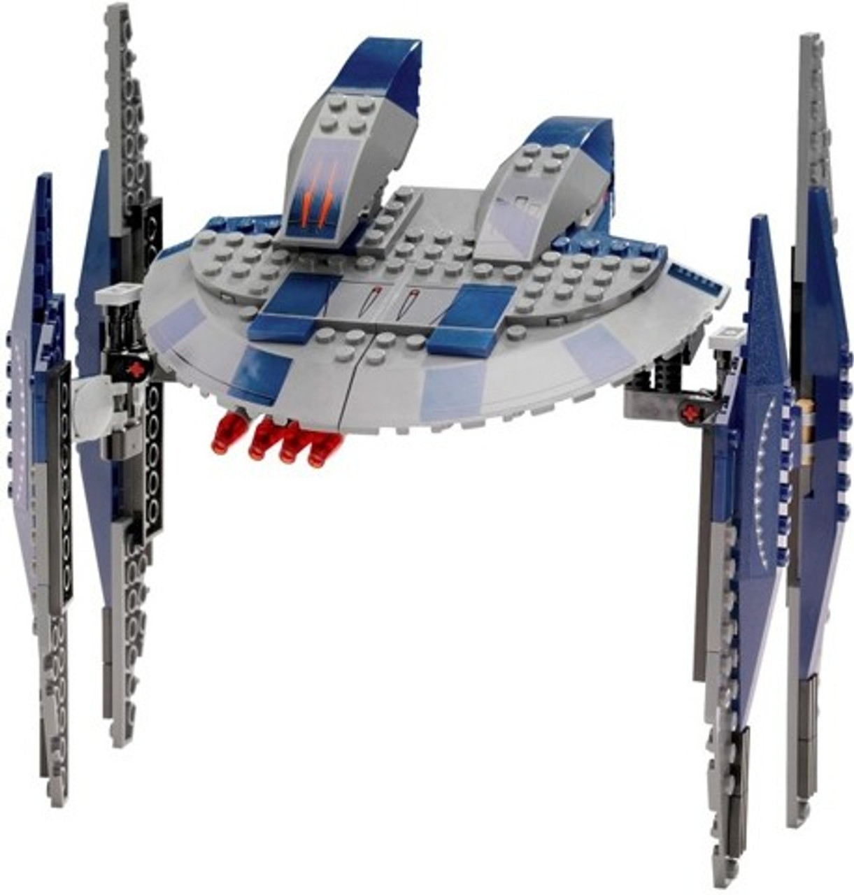 LEGO Star Wars The Clone Wars Hyena Droid Bomber [Loose]