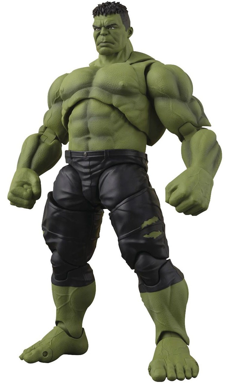 Marvel Avengers  Infinity War S.H. Figuarts The Hulk Action Figure   Infinity War  cc9f7ba56
