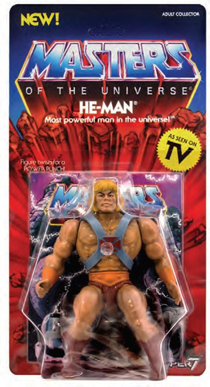 Mega Construx MOTU Series 1 He-Man and Skeletor combo 2 lot New