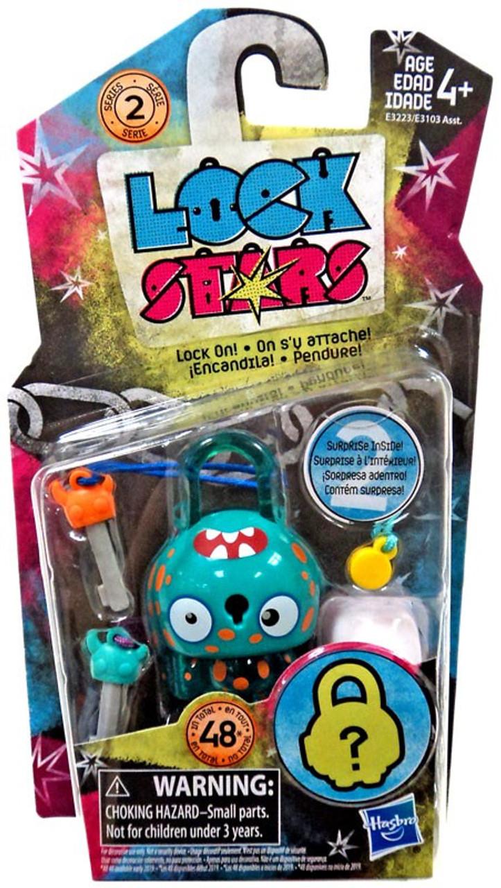 Hasbro Surprise Inside Green Cactus Series 1 Lock Stars