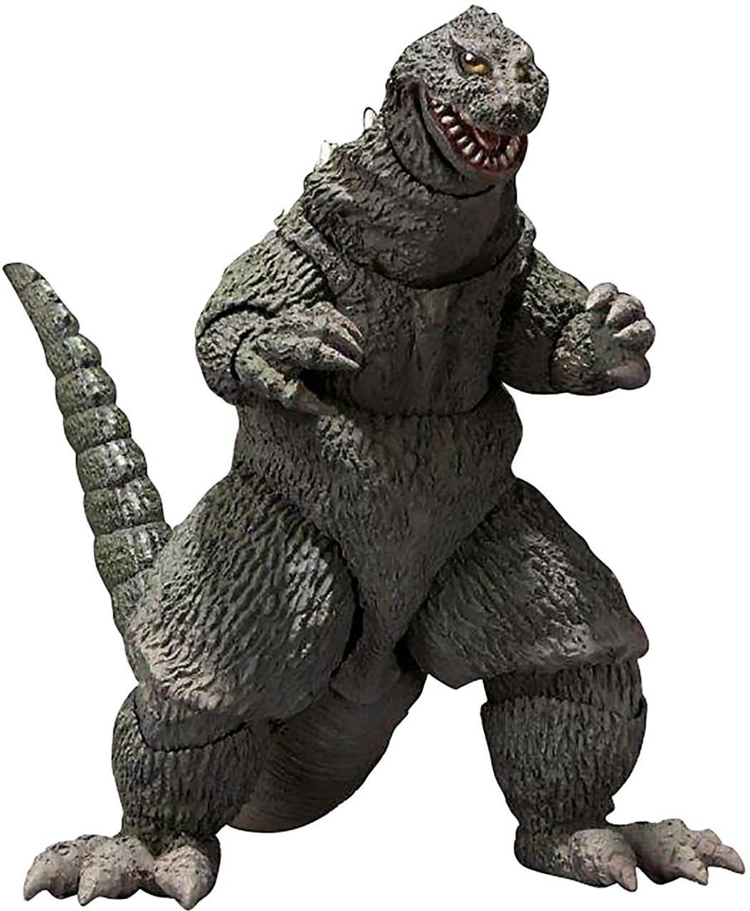 Godzilla 1962 King Kong Vs  Godzilla S H  Monsterarts Godzilla Action Figure