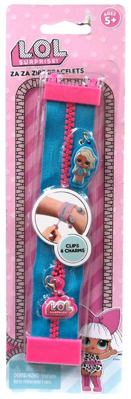 LOL Surprise Za Za Zips Bracelets Surferbabe