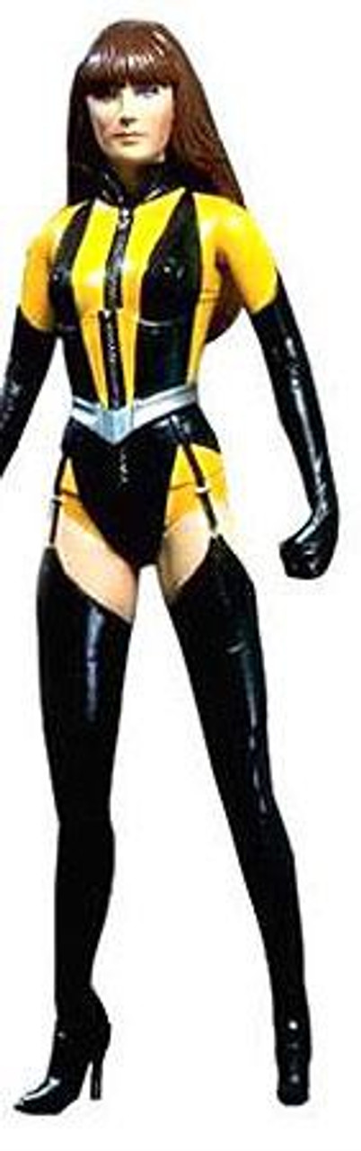 Dc Watchmen Watchmen Series 1 Silk Spectre Action Figure Dc Direct