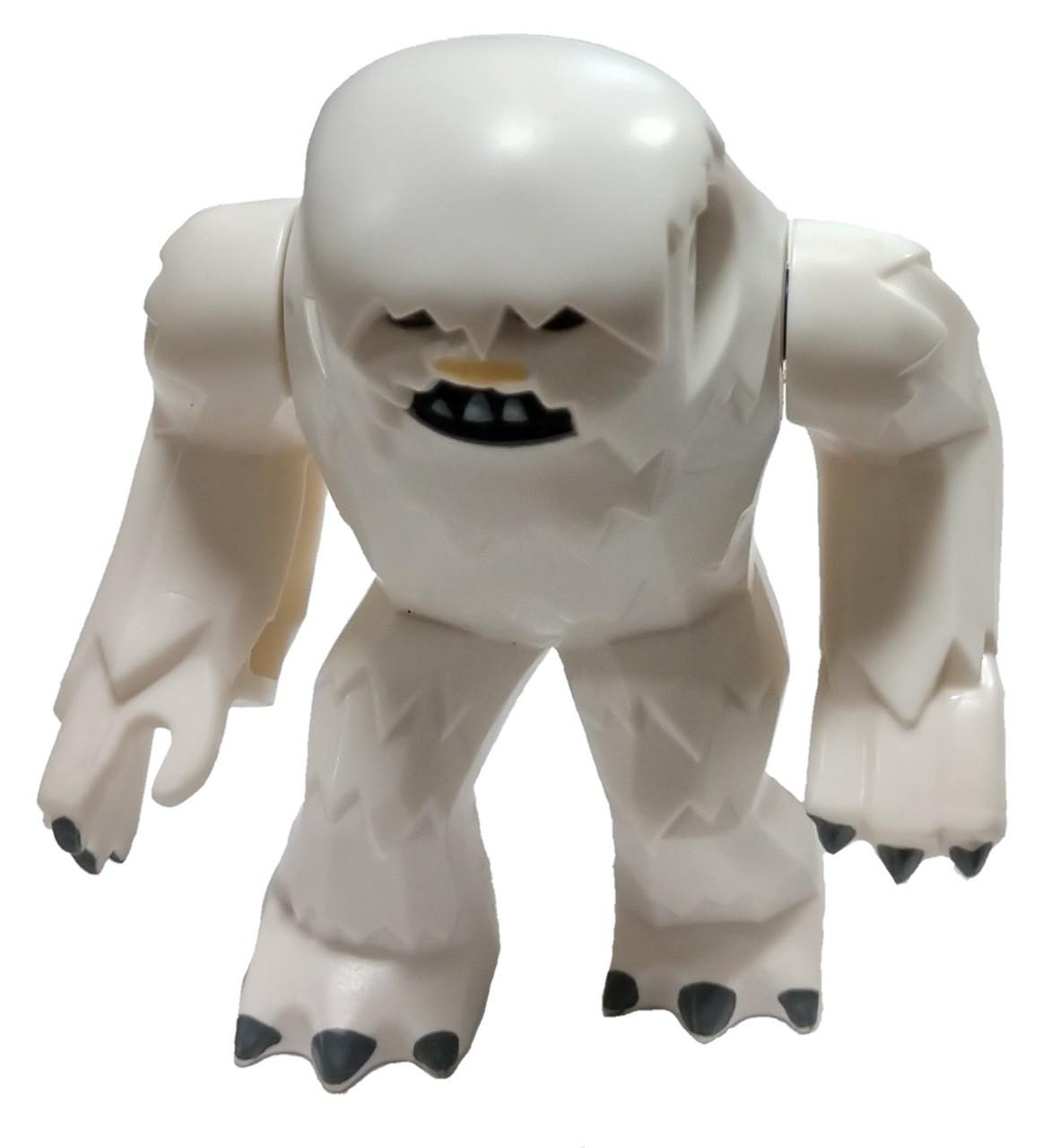 LEGO Star Wars Empire Strikes Back Wampa Minifigure Without Horns Loose -  ToyWiz 42e8002b34e