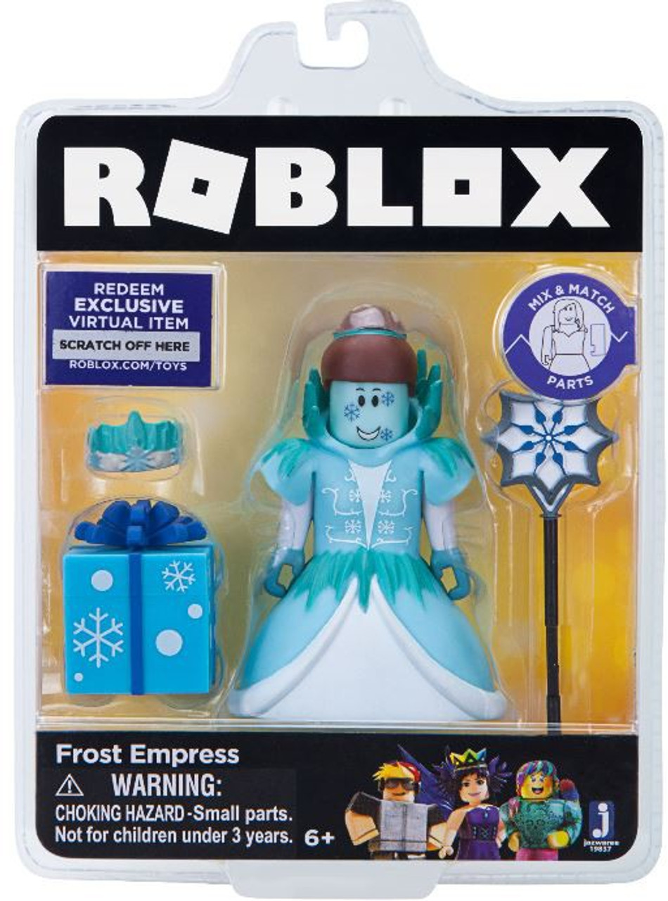 Roblox Frost Empress Action Figure