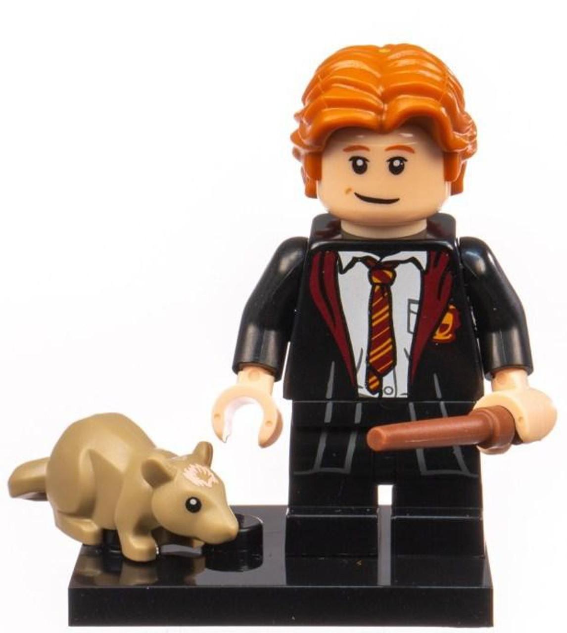 LEGO® Minifigure Ron Weasley Harry Potter Theme