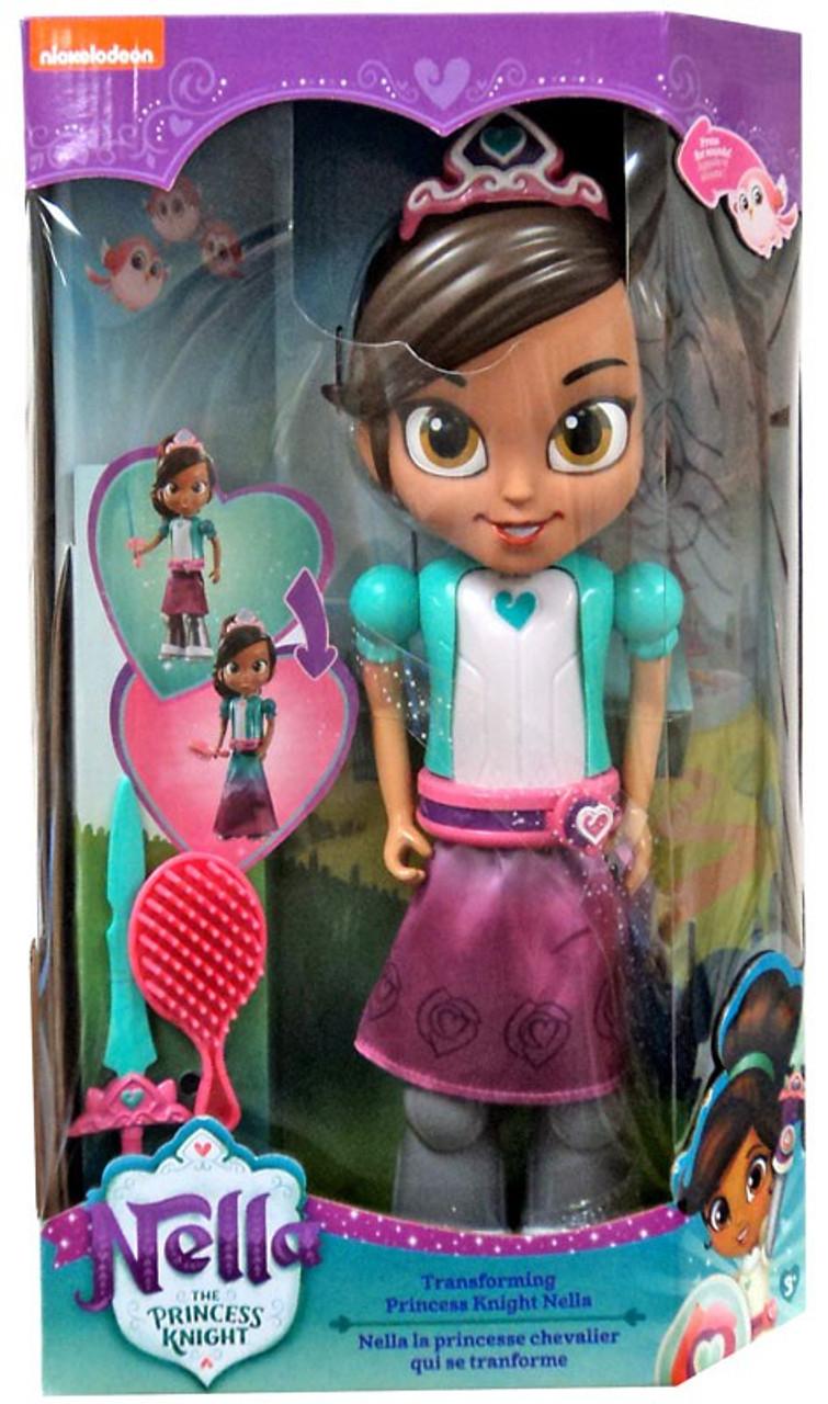 0c2d44119 Nickelodeon Nella The Princess Knight Transforming Princess Knight ...