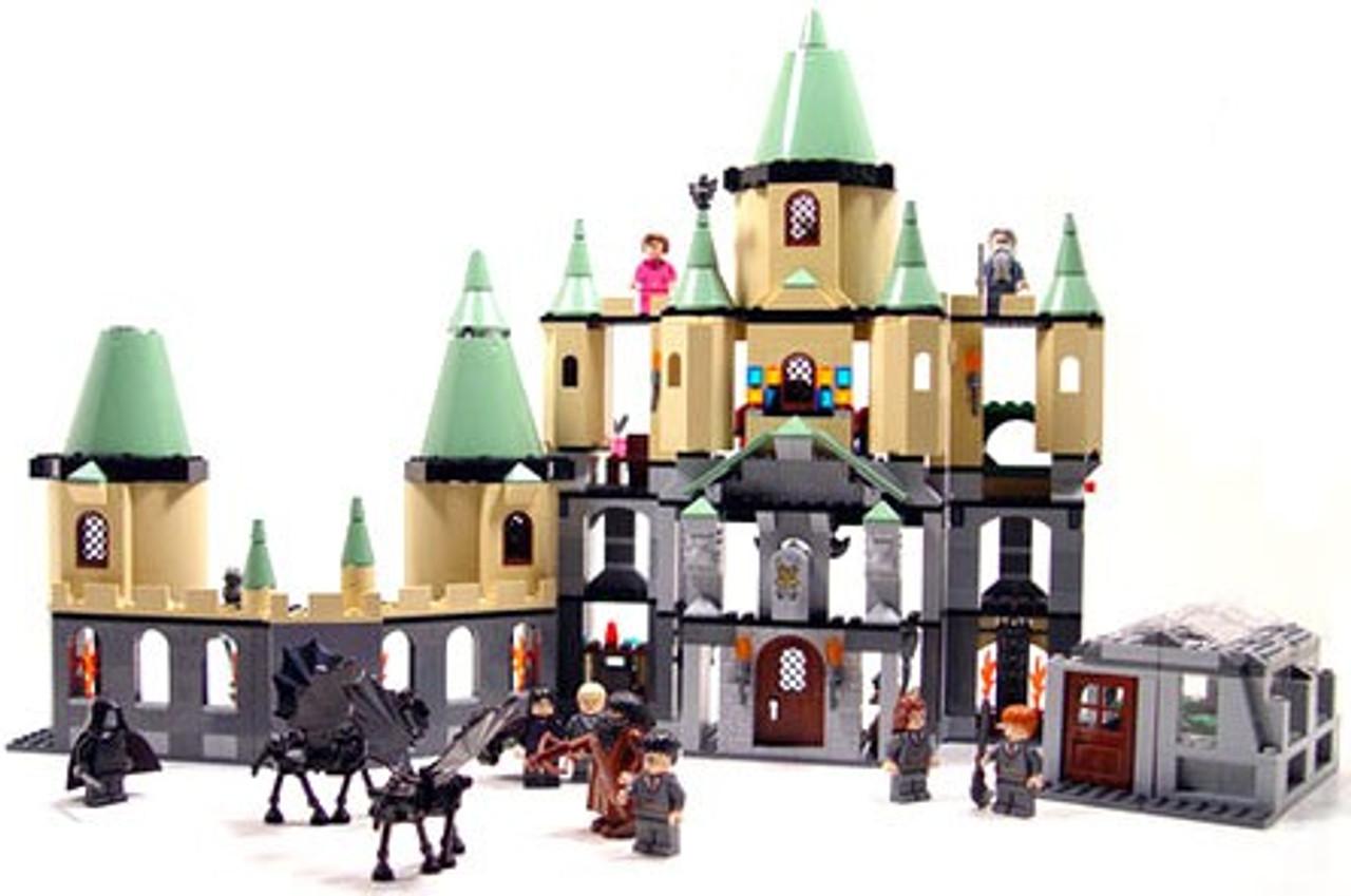 lego harry potter order of the phoenix hogwarts castle set