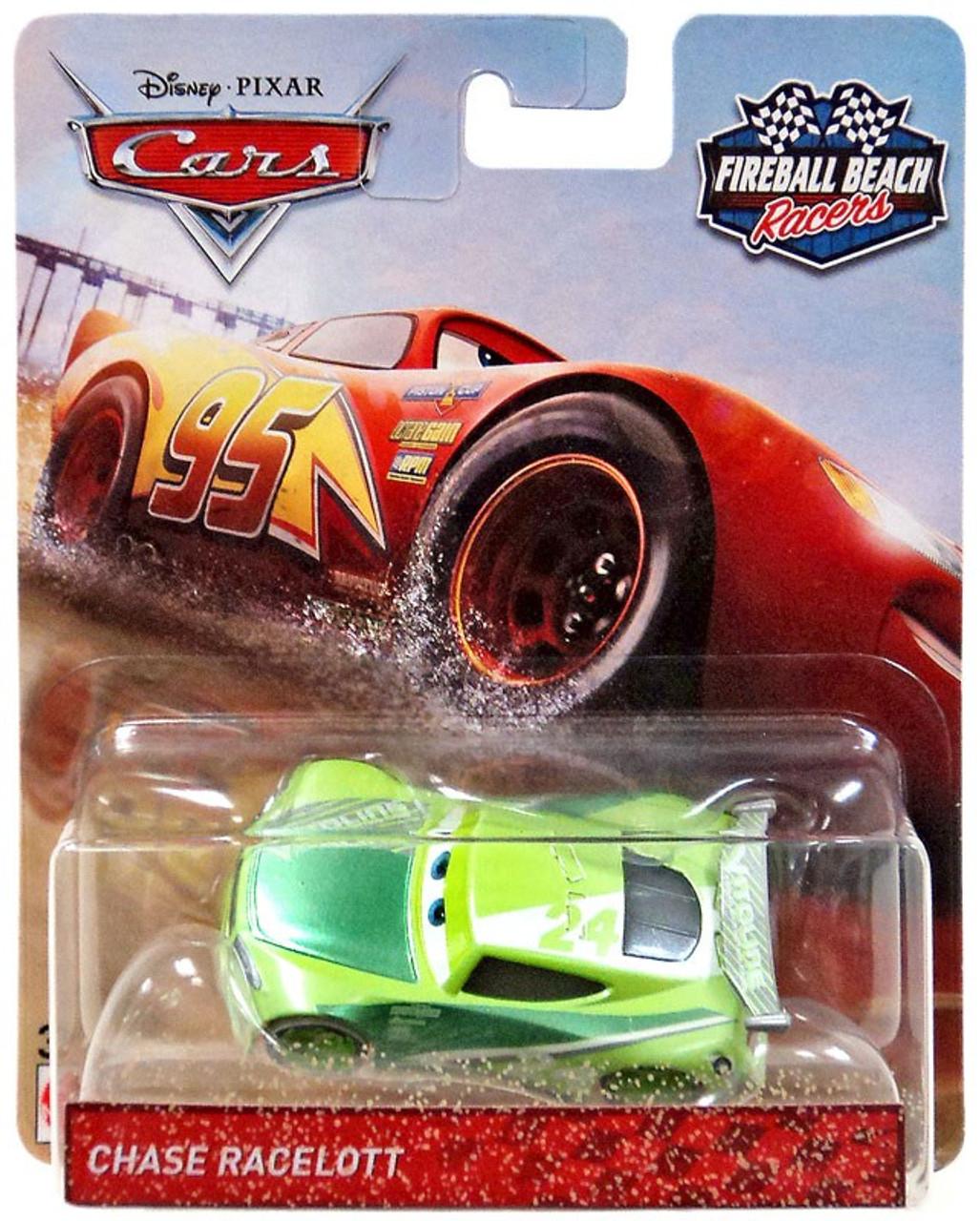 Disney Pixar Cars Cars 3 Fireball Beach Racers Chase