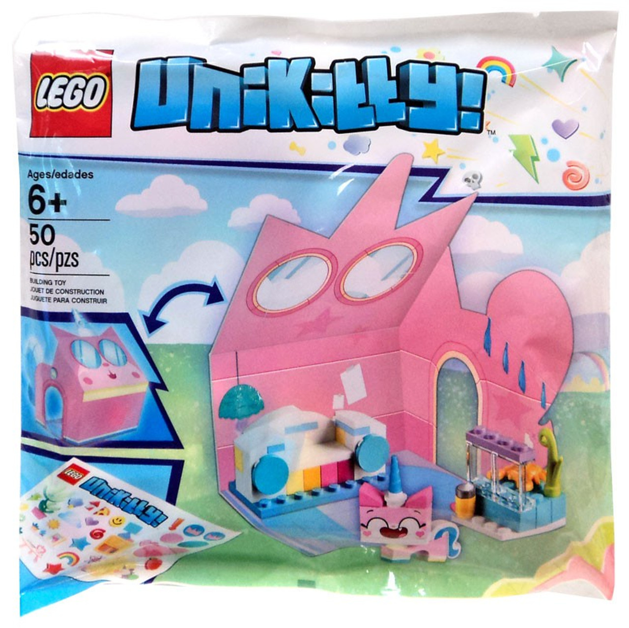 LEGO Unikitty Unikitty Castle Room Set 5005239 Bagged - ToyWiz