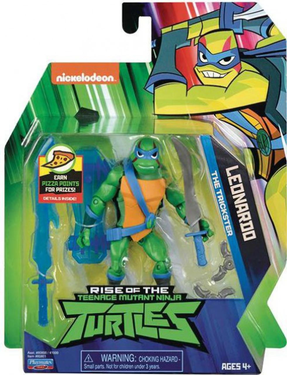 Teenage Mutant Ninja Turtles Nickelodeon Rise Of The Tmnt Leonardo