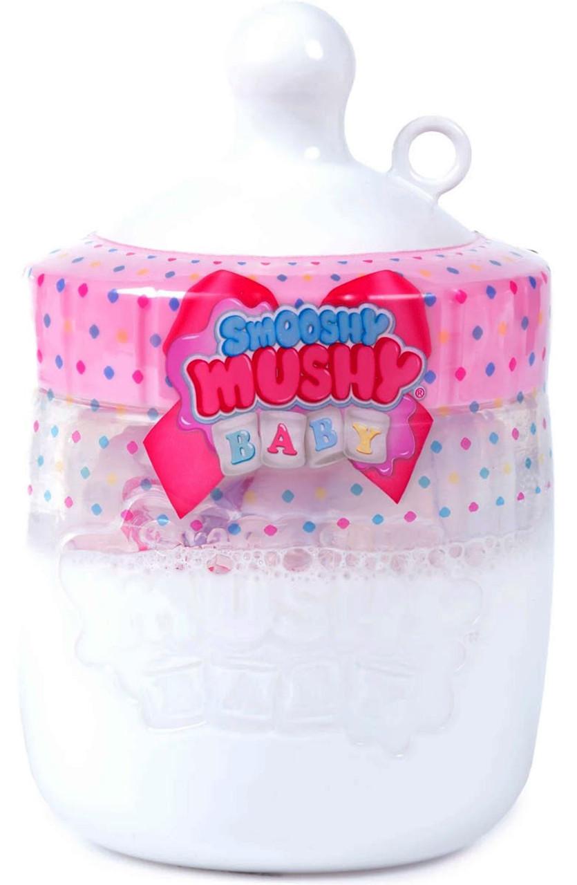 SMOOSHY MUSHY Baby Surprise Series 1 Mystery Baby Bottle NEW