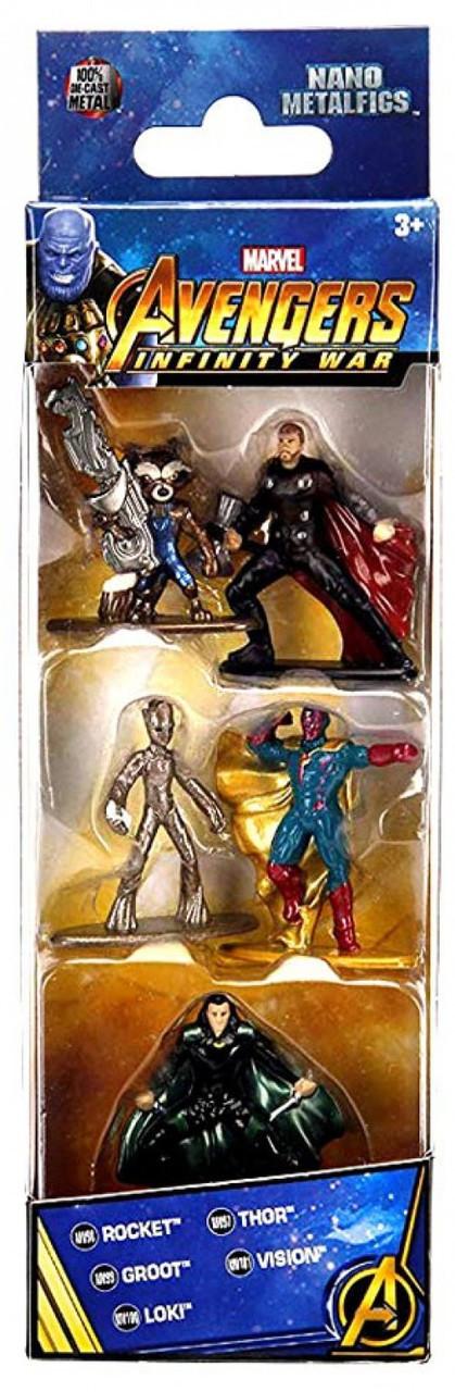 Marvel Spider-Man Nano Metalfigs Green Goblin 1.5-Inch Loose Diecast Figure