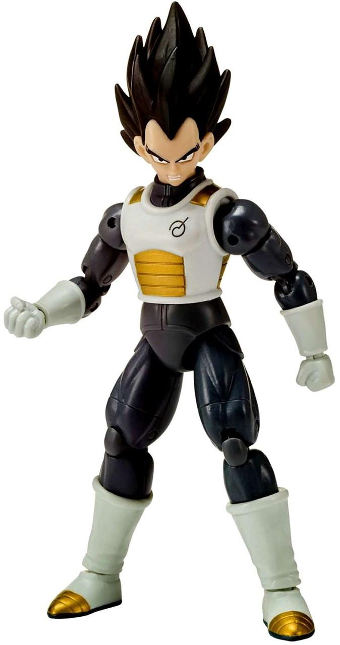 Dragon Ball Super Dragon Stars Series 7 Vegeta Action Figure Broly Build A Figure