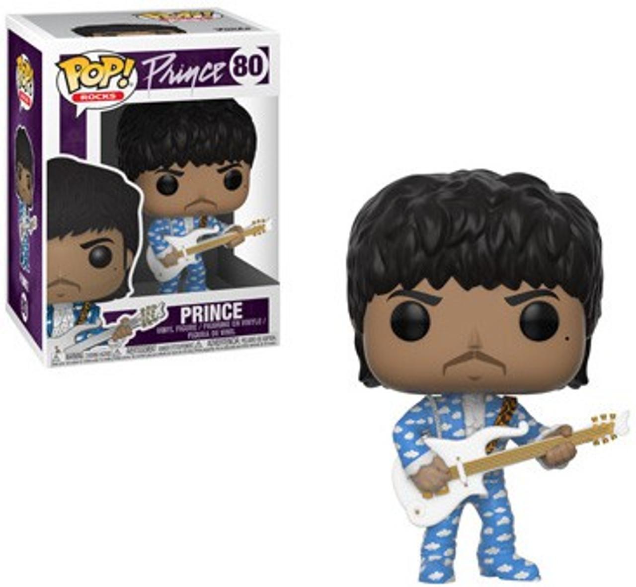 eecde117d10 Funko Prince Funko POP Rocks Prince Vinyl Figure 80 Around the World -  ToyWiz