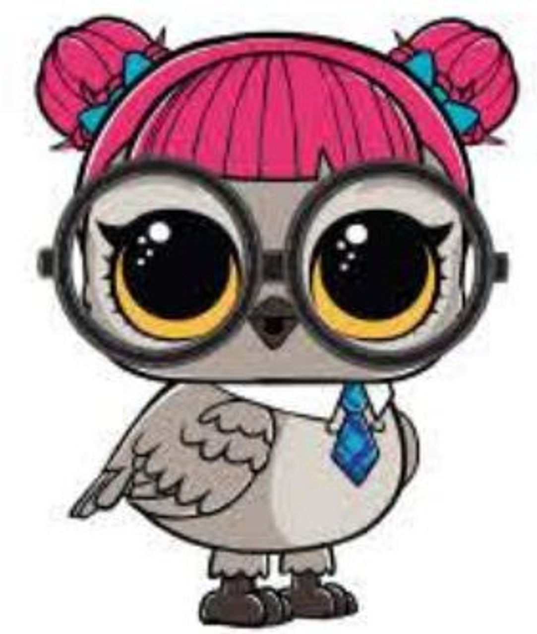 Lol Surprise Series 4 Eye Spy Pets Teachers Owl Popular Figure