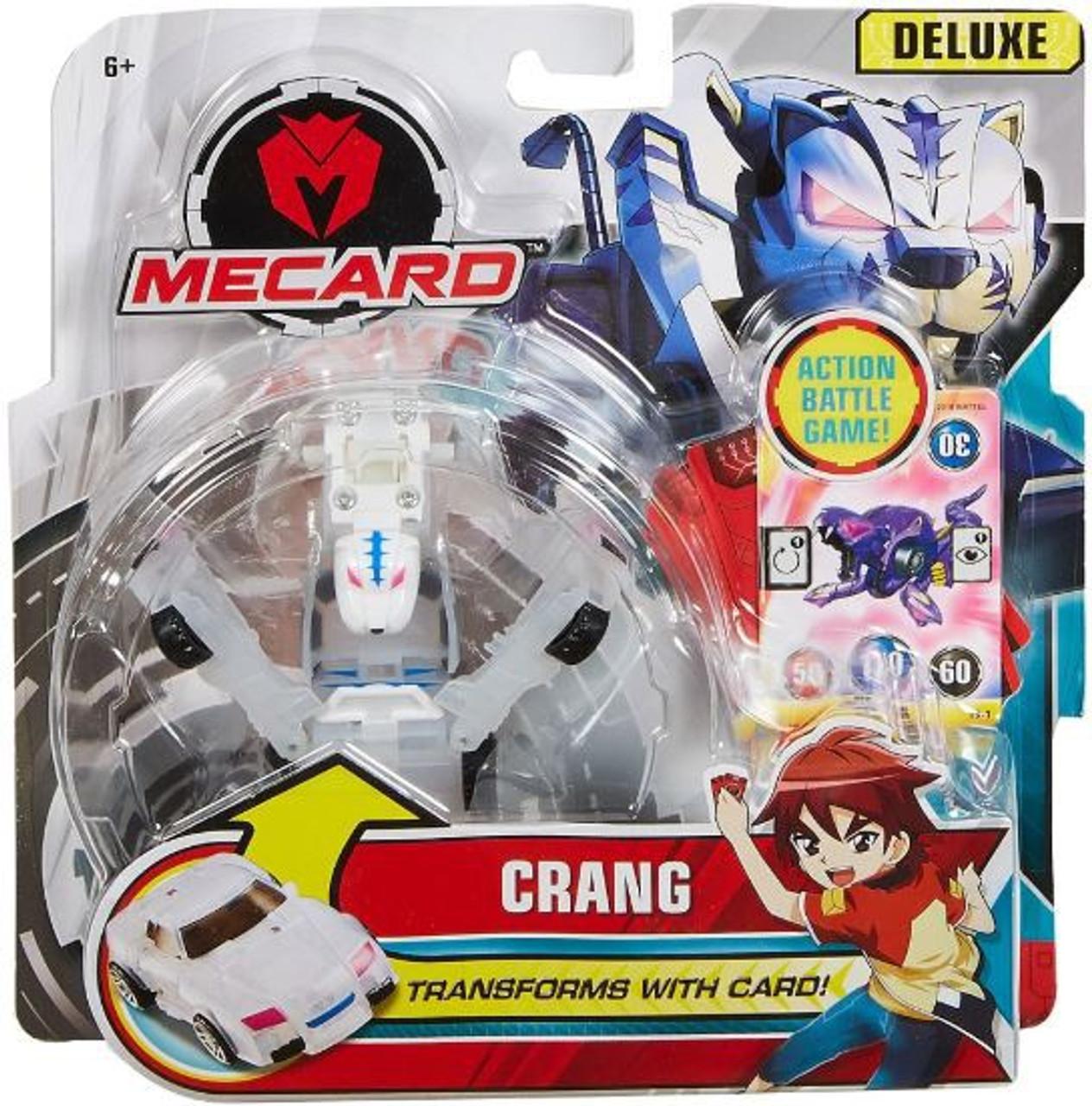 5d26cbdda37 MeCard Deluxe Mecardimal Crang Figure Mattel - ToyWiz