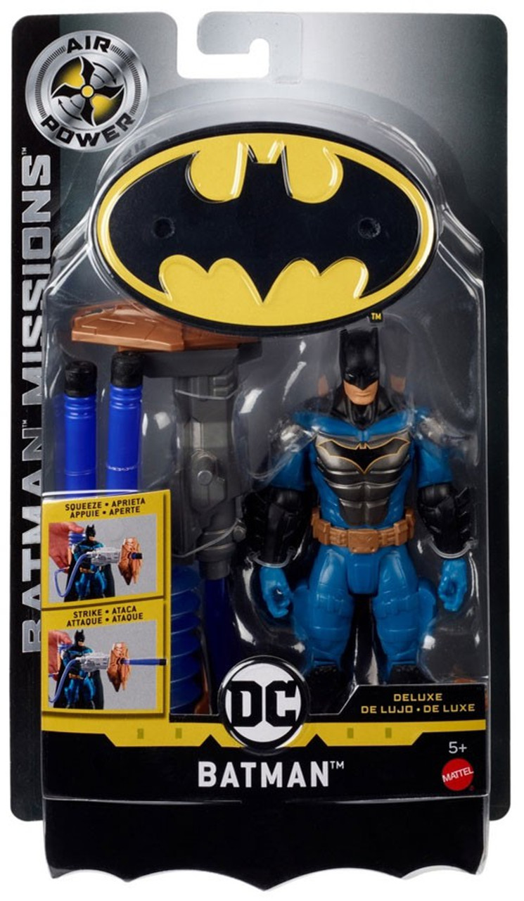 DC Comics Batman Knight Missions The Joker Action Figure