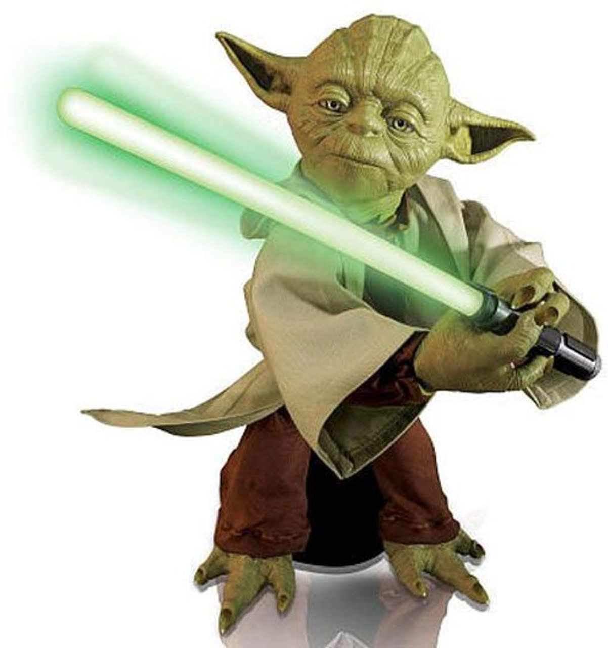 "New Disney Star Wars Yoda Legendary Jedi Master war legend figure 16/"" action 16"