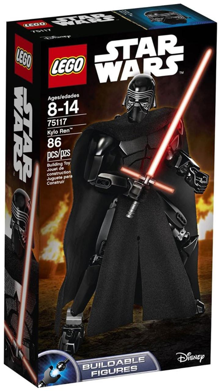 Set75117damaged The Ren Kylo Package Star Force Lego Wars Awakens 1cKFJTl3