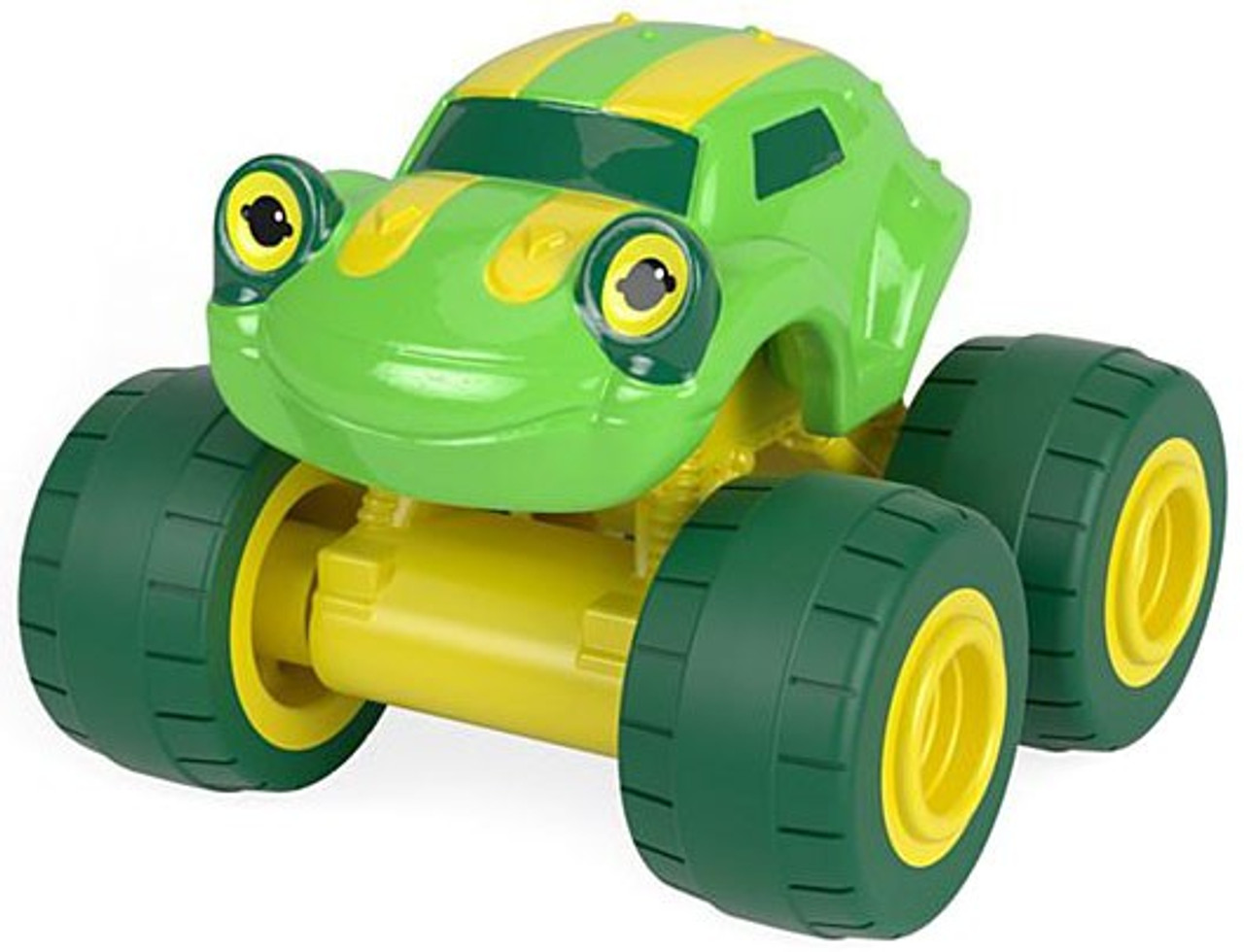 Fisher Price Blaze The Monster Machines Nickelodeon Frog Truck Vehicle Toywiz