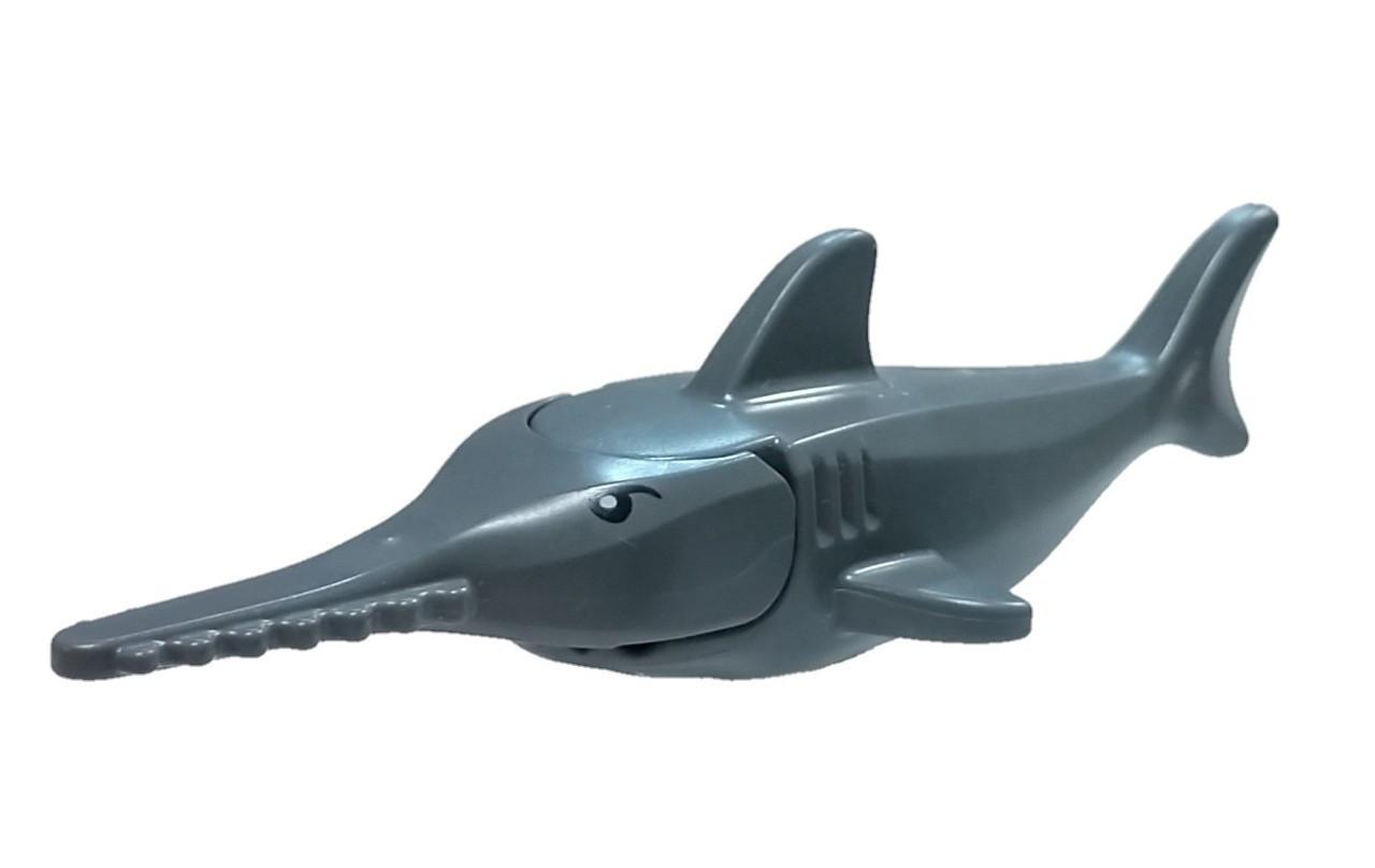Lego Swordfish Shark Dark Grey BRAND NEW