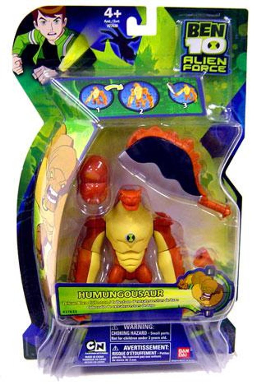 Ben 10 Ultimate Humungousaur Ultimate Alien Deluxe Alien Collection
