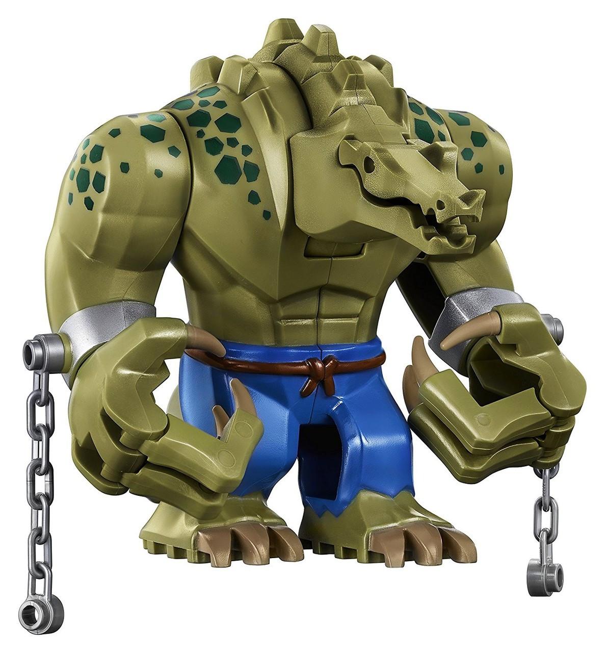 LEGO DC The LEGO Batman Movie Killer Croc Loose - ToyWiz