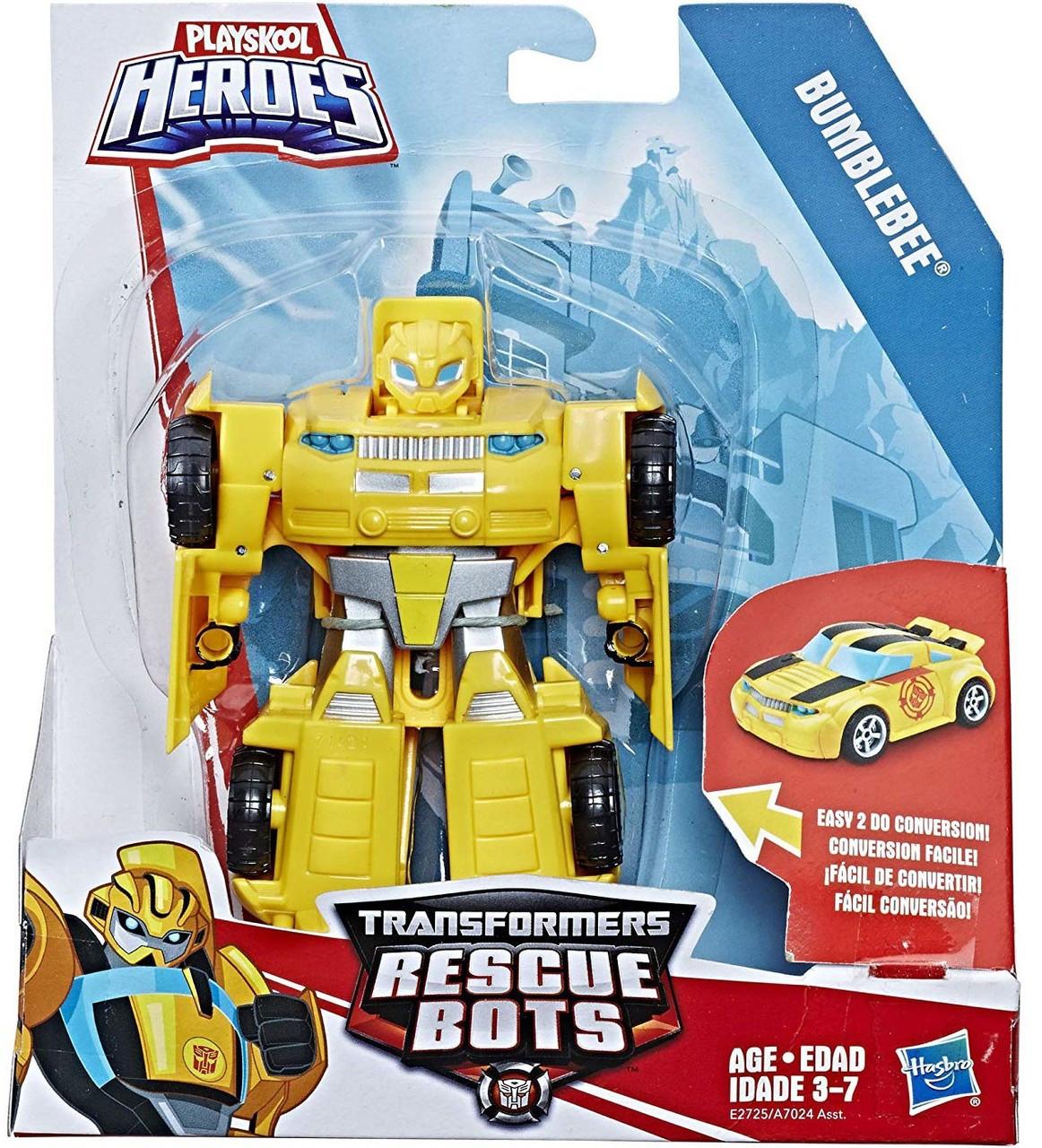 Playskool Heroes Transformers Rescue Bots Heatwave Race Car
