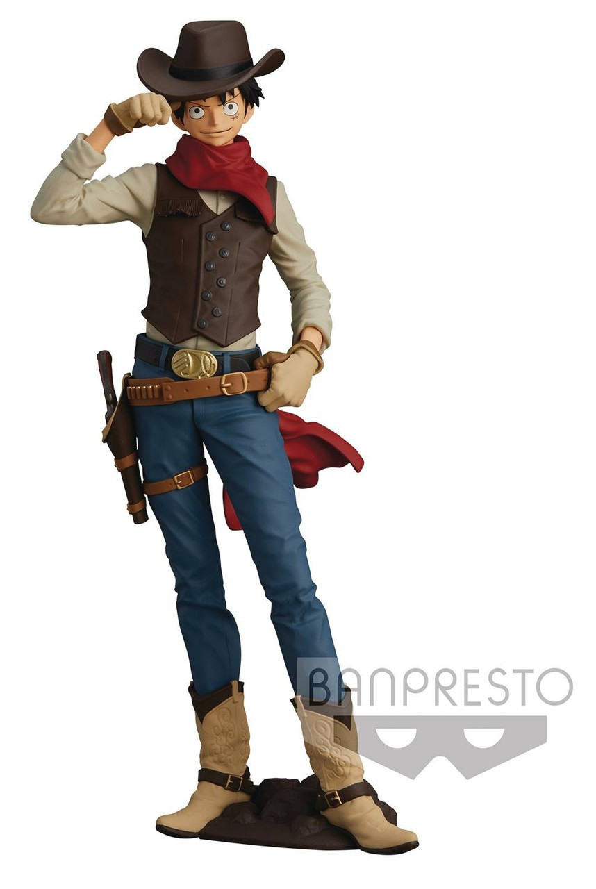 One Piece Treasure Cruise World Journey Monkey D Luffy 8 3 Inch Collectible Pvc Figure Vol 1