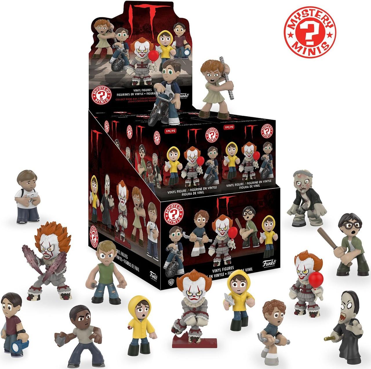 c04746a30a1 Funko IT Mystery Minis IT Mystery Box 12 Packs - ToyWiz
